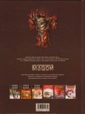 Verso de Les chroniques de Magon -6- Héritage