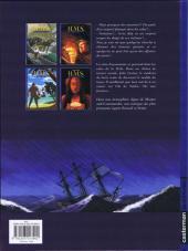 Verso de H.M.S. - His Majesty's Ship -4- Le mystère de la Perle