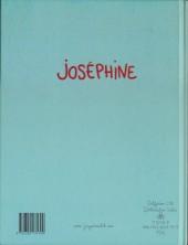Verso de Joséphine (Bagieu) -1- Joséphine