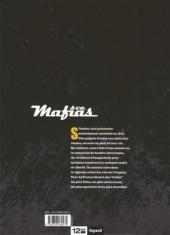 Verso de Mafias & Co. -1- Ils se sont évadés