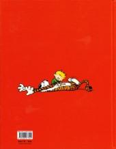 Verso de Calvin et Hobbes -INT12- Intégrale 12