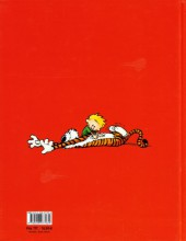 Verso de Calvin et Hobbes -INT11- Intégrale 11