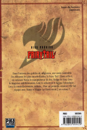 Verso de Fairy Tail -2- Tome 2