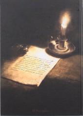 Verso de Le grand siècle -2TT- Benoît