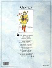 Verso de Neige -1a1991- Les brumes aveugles