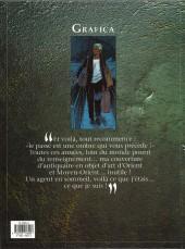 Verso de Pharaon -7- Les feux de la mer