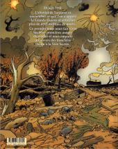 Verso de La grande Guerre (Glogowski) -1- 1914-1916 ... de Sarajevo à Verdun