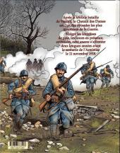 Verso de La grande Guerre (Glogowski) -2- 1916-1918 ... du Chemin des Dames à l'Armistice