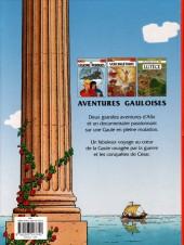 Verso de Alix (Intégrale) -4- Les aventures gauloises