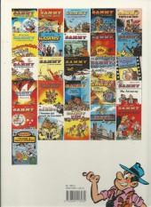 Verso de Sammy -15a1991- Les gorilles à hollywood
