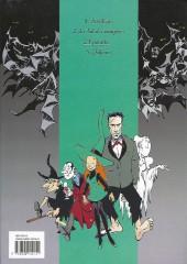 Verso de Mélusine -2- Le bal des vampires