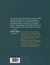 Verso de Aire Libre -3- Le roman d'Aire Libre