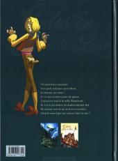 Verso de Célestin Gobe-la-Lune -2- Ô charme citoyen...