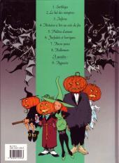 Verso de Mélusine -8- Halloween