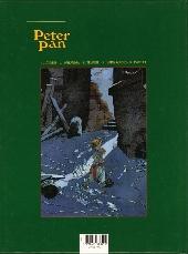 Verso de Peter Pan (Loisel) -5- Crochet