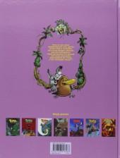 Verso de Toto l'ornithorynque -7- Toto l'ornithorynque et le lion marsupial