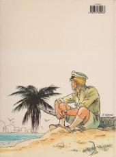 Verso de Ron Clarke - Le tigre de mer