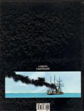 Verso de L'homme de Java -1- Rebelle