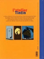 Verso de Tintin - Divers -32- L'atelier Tintin : j'apprends à dessiner et à raconter avec Hergé