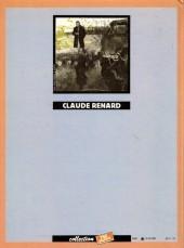 Verso de Ivan Casablanca -1- L'évasion d'Ivan Casablanca