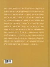 Verso de Les révoltés -INT- Intégrale