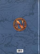 Verso de Le neptune -INT- Intégrale - Tomes 1 à 4