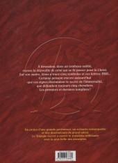 Verso de Le triangle Secret - I.N.R.I -INT- Intégrale