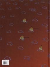 Verso de Largo Winch -16TL- La voie et la vertu