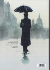 Verso de Holmes (1854/†1891?) -1a2008- Livre I : L'Adieu à Baker Street