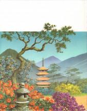 Verso de Taka Takata -3- Le lévitant lama