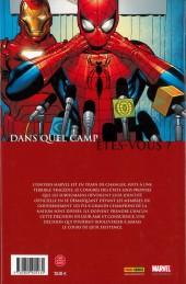 Verso de Civil War (Marvel Deluxe) -2- Vendetta