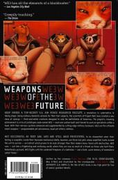 Verso de WE3 (2004) -INT- WE3