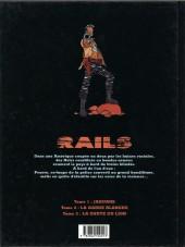 Verso de Rails -1a1994- Jaguars