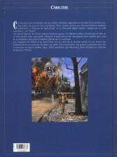 Verso de Balade au Bout du monde -INT3- Intégrale du troisième cycle