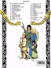 Verso de Thorgal -31ES- Le Bouclier de Thor