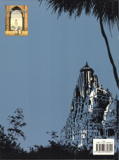 Verso de India dreams -1- Les Chemins de Brume