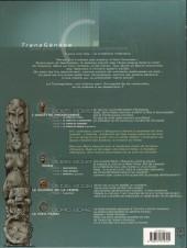 Verso de L'ancêtre programmé -3- Le temps du jugement