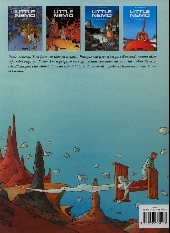 Verso de Little Nemo (Moebius/Marchand) -4- Le grand vol