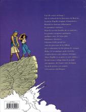 Verso de Les dérivantes -2- La Sentence du dragon