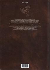 Verso de Le donjon de Naheulbeuk -5- Deuxième saison, partie 3