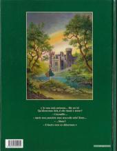 Verso de L'héritage d'Émilie -1- Le domaine Hatcliff