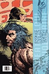 Verso de Deathblow & Wolverine - Les Mystères de Chinatown