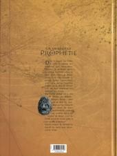 Verso de La dernière Prophétie -1- Voyage aux enfers