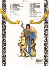 Verso de Thorgal -31- Le Bouclier de Thor