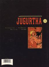 Verso de Jugurtha -16- La fureur sombre