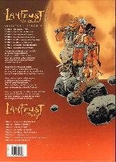 Verso de Lanfeust des Étoiles -8- Le sang des comètes
