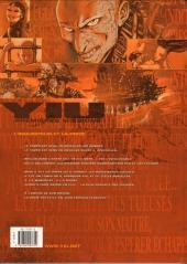 Verso de Yiu Premières missions -6- L'inquisiteur et la proie