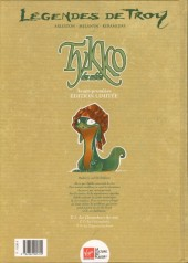 Verso de Tykko des sables -1TL- Les chevaucheurs des vents