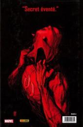 Verso de Daredevil : L'Homme sans peur (Marvel Deluxe - 2008) -1- Le Scoop