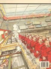 Verso de La pédagogie du trottoir - La Pédagogie du trottoir